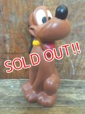 ct-130205-05 Pluto / 70's Disney Ceramic Characters figure