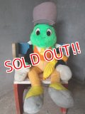 ct-120925-06 Jiminy Cricket / 70's Plush doll