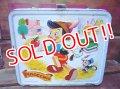 ct-111229-27 Pinocchio / Aladdin 60's Lunchbox
