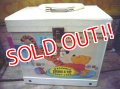 ct-111203-04 Winnie the Pooh & Tigger / 60's-70's Record & Toy Carry Case