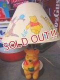 ct-110110-04 Winnie the Pooh / Vintage Desk Lamp
