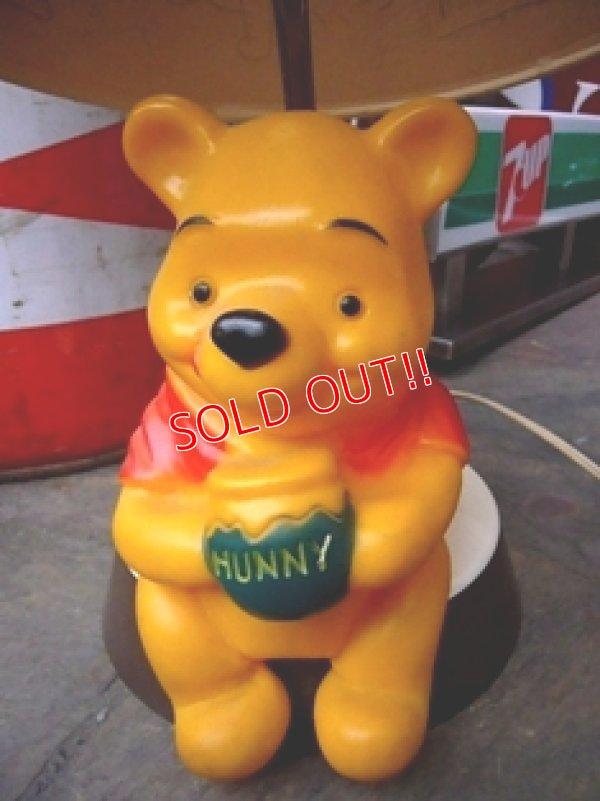 画像2: ct-110110-04 Winnie the Pooh / Vintage Desk Lamp