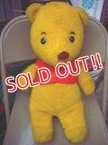 ct-110803-01 Winnie the Pooh / 70's Plush dol