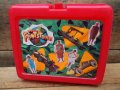 ct-120717-05 The Flintstones / Plastic Lunchbox & Thermos