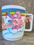 ct-130205-53 Care Bears / DEKA 80's Plastic Mug (B)