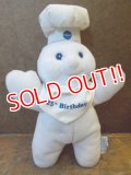 ct-121010-63 Pillsbury / Poppin Fresh 25th Birthday Plush doll