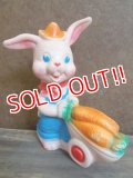 bt-121002-01 Sun Rubber / 50's Bunny squeaky doll
