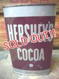 dp-110720-02 HERSHEY'S / Cocoa Tin can