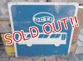 dp-120308-03 OCTD BUS STOP Metal sign