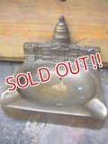 dp-110604-01 WASHINGTON D.C 40's Souvenir Brass Ashtray