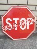 "dp-120804-08 Vintage Road Sign ""STOP"""