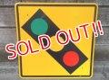 "dp-120307-08 Road sign ""Traffic lights"""