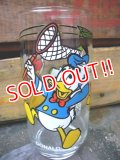 gs-110920-11 Donald Duck / PEPSI 70's-80's Collector series glass