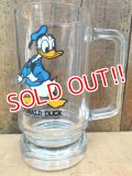 gs-120606-06 Donald Duck / 70's Beer mug