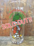 "gs-120801-03 Scrooge McDuck / Coca Cola ""Mickey's Christmas Carol"" 1982 glass"