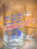 gs-110405-04 General Electric / 70's-80's Advertising Beer Mug