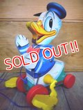 fp-101211-06 Donald Duck / 50's Pull Toy