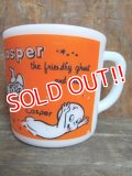 kt-130115-01 Casper the Friendly Ghost / Westfield 60's Mug