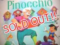ct-110202-02 Pinocchio / 60's Record
