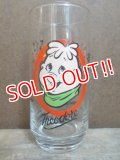 gs-130511-03 Alvin & the Chipmunks / Theodore 80's glass