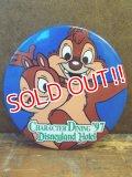 "pb-100626-03 Disneyland Hotel / '97 Character Dinner ""Chip 'n' Dale"""
