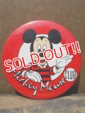 pb-100626-08 Mickey Mouse Club / 80's Pinback