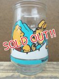 gs-130703-12 Winnie the Pooh / Welch's 1997 #5 Glass