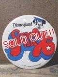 pb-707-02 Disneyland / 1976 Grad Nite Pinback