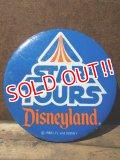 pb-707-01 Disneyland  / STAR TOURS 80's Pinback