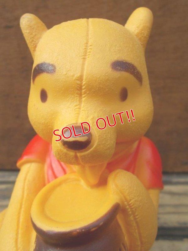 画像4: ct-130801-01 Winnie the Pooh / 60's Squeaky doll