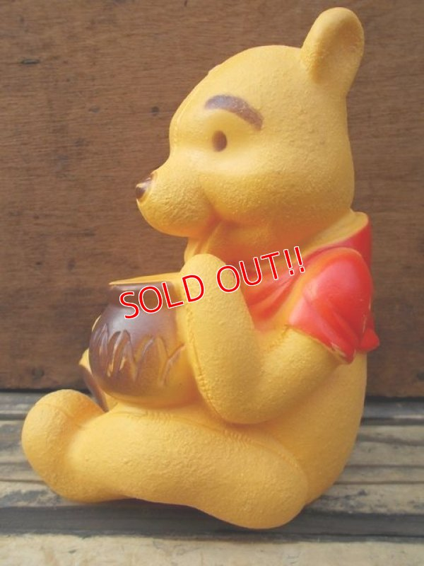 画像2: ct-130801-01 Winnie the Pooh / 60's Squeaky doll