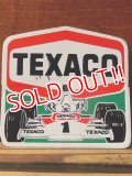 ad-821-19 TEXACO / Formula car Sticker