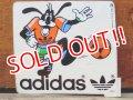 ad-821-18 Goofy × adidas / 70's Sticker (B)