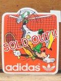 ad-821-20 Goofy × adidas / 70's Sticker (D)
