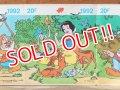 ad-821-29 Snow White / 80's-90's Sticker