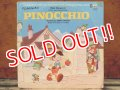 ct-121127-23 Pinocchio / 60's Record