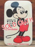 pb-909-11 Mickey Mouse / Cervantes 70's Pinback