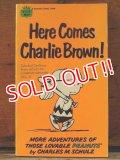 "bk-1001-20 PEANUTS / 1960 Comic ""Here Comes Charlie Brown!"""