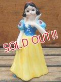 ct-131015-43 Snow White / 80's Ceramic figrue