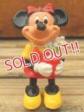 "ct-130924-43 Minnie Mouse / PVC ""Flower"""