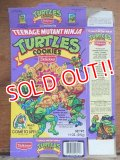 ad-507-02 Teenage Mutant Ninja Turtles / 80's Cookie Box