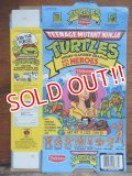 ad-507-01 Teenage Mutant Ninja Turtles / 90's Cookie Box