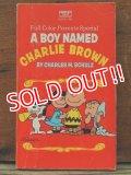 bk-131121-08 PEANUTS / 1971 A BOY NAMED CHARLIE BROWN!
