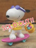 "ct-131122-83 Snoopy / Whitman's 1999 PVC ""Cool Easter"""