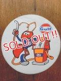 ad-1218-05 Gulf / Vintage Sticker (Ant)