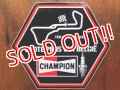 ad-1218-17 CHAMPION / Circuit Zolder Sticker