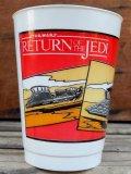 ct-131210-14 STAR WARS / Return of the Jedi 1983 Plastic Cup (D)