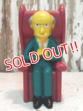 ct-131210-42 Charles Montgomery Burns / Burger King 2007 Meal Toy