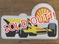 ad-1218-27 Shell / Formula Car Sticker