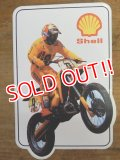 ad-1218-28 Shell / Off-road Bike Sticker